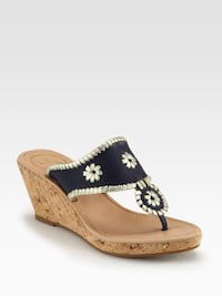 Great Condition Jack Rogers Wedges 7 Fairfax, 22033