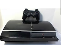 Sony PS3 slim console with controller Tiburon, 94920