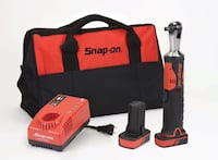 Snapon 14.4V MicroLithium Cordless Ratchet Kit (1/4inch) CTR725A