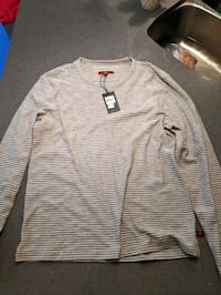 Seven for all mankind long sleeve shirt