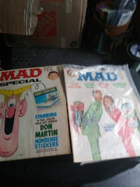 two Mad Special books Salem, 97301