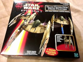 Star Wars Droid Fighters(4 sets)