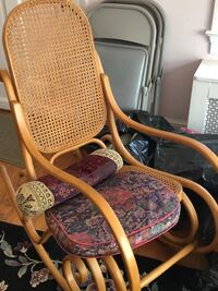 Rocking Chair , Boho ,Mid Century Modern, excellent condition Arlington, 22202