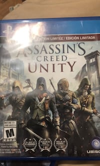 Assassins creed unity  Toronto, M3C 2Z5