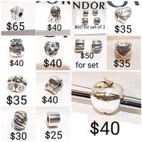 Authentic Pandora Charms  Toronto, M6G 1L4