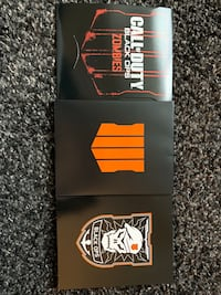 Black Ops 4 Collectors Items - Exclusive to Pro Edition Pickering, L1X 2C6