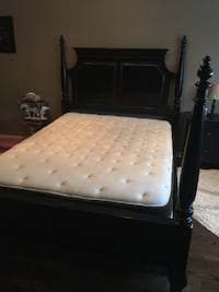 mattress and bad for sale. This is a queen sized bed Richmond Hill, L4E 0A2