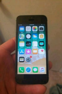 space gray iPhone 6 with case Kitchener
