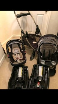 Graco Click Connect Travel System -sells for 300$ Alexandria, 22303