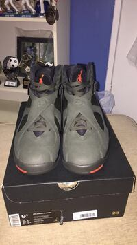 "Jordan 8 Undefeated ""Take Flight"" Toronto, M3J 1K7"