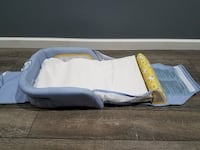 Portable baby bed with built in nightlight , new Jackson, 08527