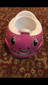 pink and white potty trainer Perris, 92571