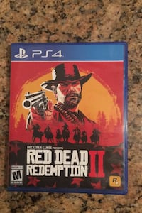 Red Dead Redemption II PS4 Arlington, 22206