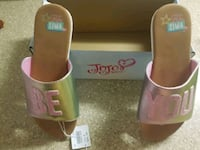 New girl sandals by Jojo Tampa, 33614