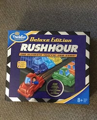 Rush Hour Deluxe Edition board game