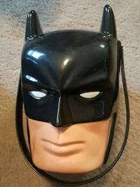 Vintage Batman trick or treat bucket Beech Grove