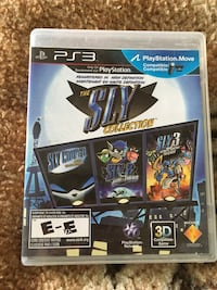 The Sly Collection PS3  Langley, V2Y 1B5