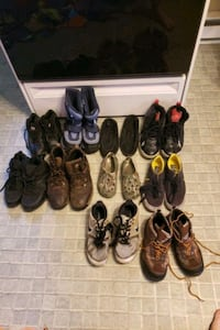 Shoes everything is free only ask $5 for gas  Chambersburg