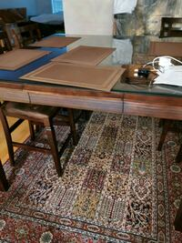 High dinning table 5 ft square for sale