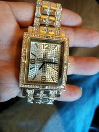 Beautiful men watch with cross and stones  Norfolk