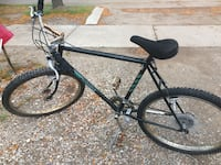 black and gray hardtail bike Mississauga, L5J 4H2