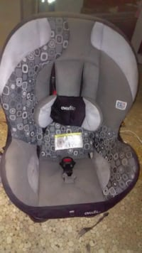 baby's gray and black car seat carrier Edmonton