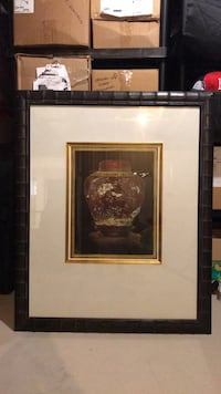 Gorgeous painting and frame - perfect for any room! Milton, L9T 8C1