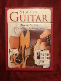 Compact Guitar lessons