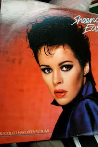Sheena Easton vinyl album La Plata, 20646