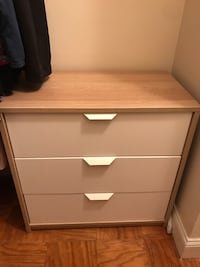 Three drawer IKEA dresser $40 or best offer Washington, 20009