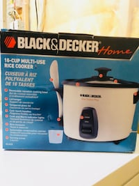 16 cup Rice cooker Calgary, T3H 0B4