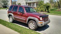 WINTERS COMING 2002 Jeep Liberty York County