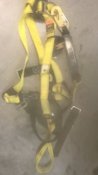 yellow and black safety harness Kennesaw, 30144