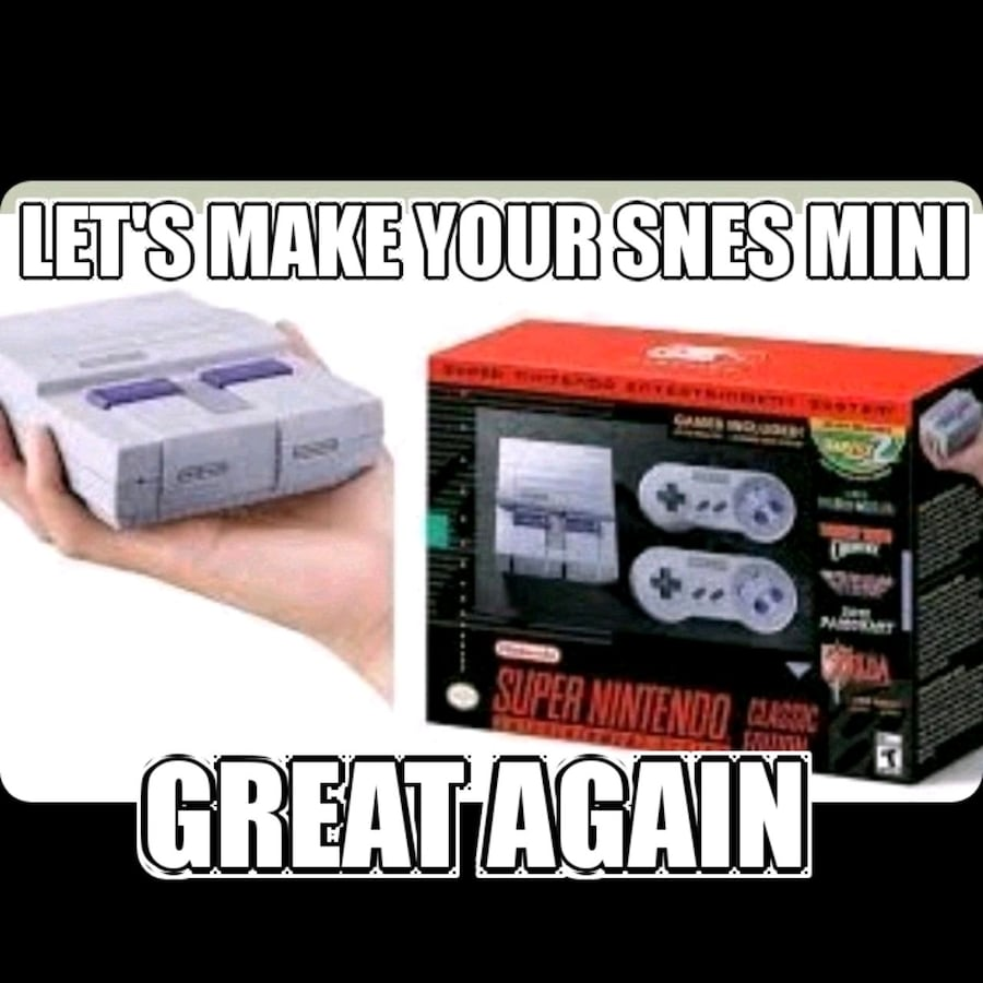 Get YOUR SNES Mini UPGRADED