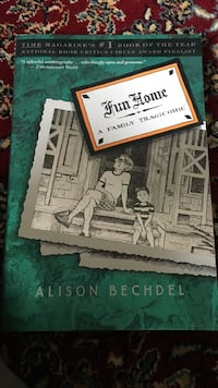 Fun home: a family tragicomic by alison bechdel Vaughan, L4L 0A9
