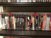 PS3 GAME COLLECTION OVER 250 DIFFERENT GAMES  Montréal, H1C