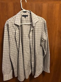 Men Slim Fit Tommy Hilfiger Dress shirt XL   Toronto, M4M