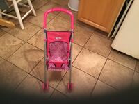 Stroller for doll.   Toddler  190 mi