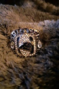 NORTH CAROLINA PANTHERS NFC RING  Fairfax, 22038