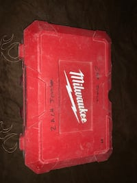 Milwaukee tool cases  Glen Burnie, 21061