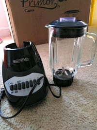 Black & decker Blender used good condition Alexandria, 22305
