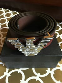 Gorgeous Brown with Silver Buckle in Box Mississauga, L4Z 4K5
