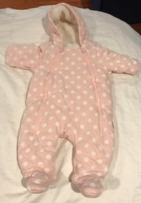 Baby Gap Infant Snowsuit Fairfax, 22032