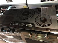 Electric cooktop 36in Electrolux brand new 6 months warranty Owings Mills