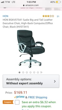 Office chair Houston, 77040