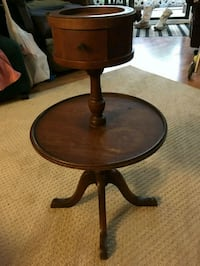 1960's side table. Asking price $25.00.... Surrey, V3T 1P1