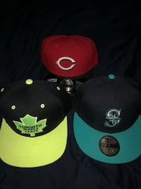 Fifty nine fifty snap backs  Brampton, L6X 4S5