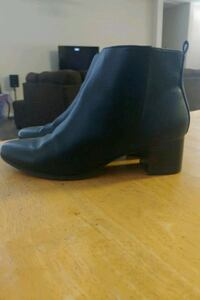 Old Navy black ankle boots Bakersfield, 93313