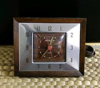 1930s General Electric clock - working condition Toronto, M2J