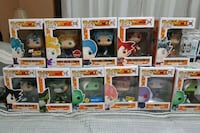 DBZ Pops For Sale & Marked to Sell